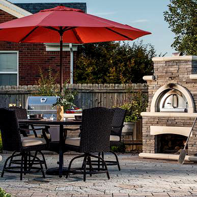 Belgard Outdoor Kitchens And Fireplaces Schererville Indiana In